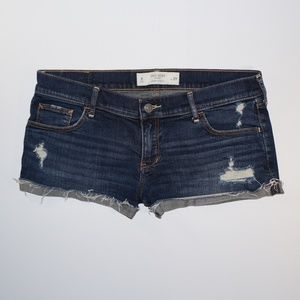 Hollister Gilly Hicks Cheeky Shorts size 8